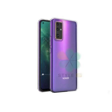 خرید قاب گوشی هواوی هانر Huawei Honor 30 مدل ژله ای شفاف