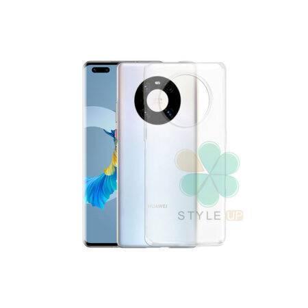 خرید قاب گوشی هواوی Huawei Mate 40 Pro Plus مدل ژله ای شفاف