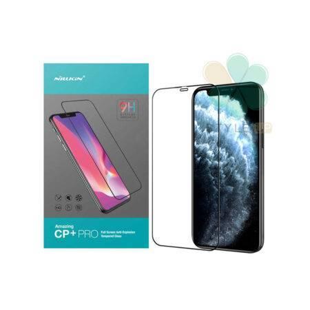 خرید گلس نیلکین گوشی آیفون Apple iPhone 12 Pro Max مدل CP+ Pro