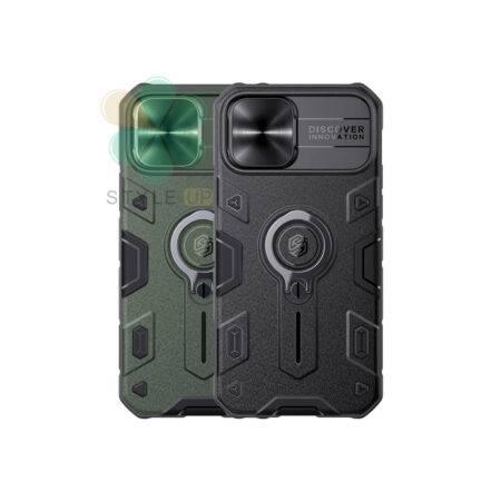 خرید قاب محافظ نیلکین گوشی ایفون Apple iPhone 12 Pro مدل Camshield Armor