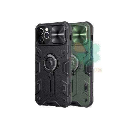 خرید قاب محافظ نیلکین گوشی ایفون iPhone 12 Pro Max مدل Camshield Armor