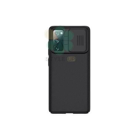قاب نیلکین گوشی سامسونگ Samsung Galaxy S20 FE 5G مدل CamShield