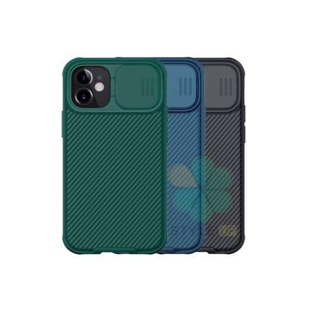 خرید قاب محافظ نیلکین گوشی ایفون Apple iPhone 12 مدل Magsafe CamShield Pro