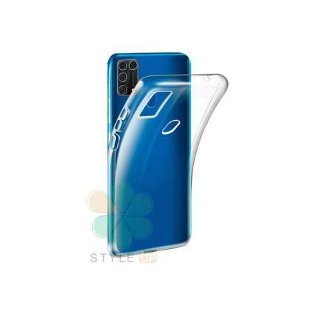 خرید قاب گوشی سامسونگ Samsung Galaxy M31 Prime مدل ژله ای شفاف
