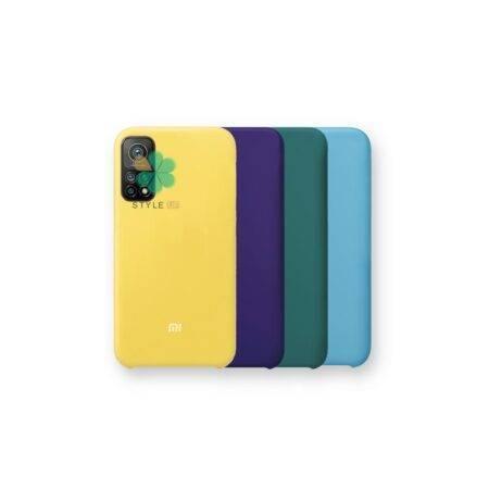 خرید قاب گوشی شیائومی Xiaomi Mi 10T 5G مدل سیلیکونی
