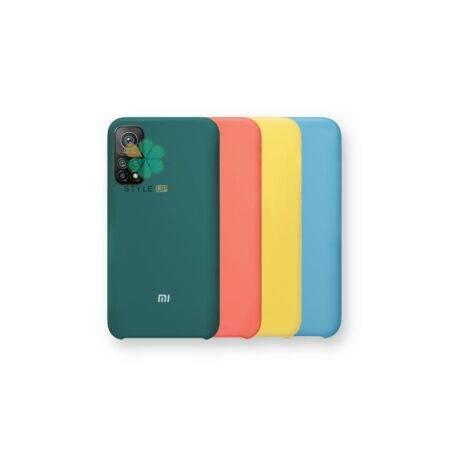 خرید قاب گوشی شیائومی Xiaomi Mi 10T Pro 5G مدل سیلیکونی