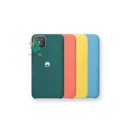 خرید قاب گوشی هواوی Huawei Nova 8 SE مدل سیلیکونی