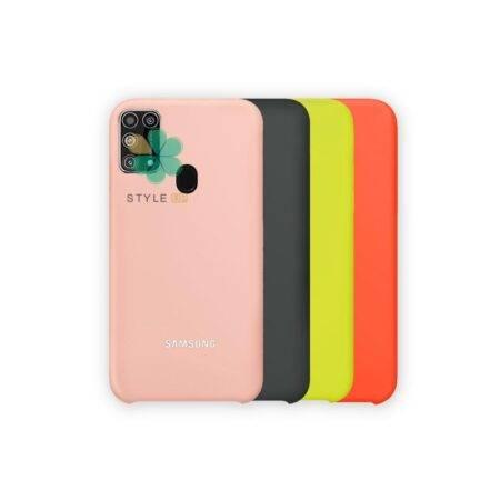 خرید قاب گوشی سامسونگ Samsung Galaxy M31 Prime مدل سیلیکونی