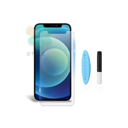 خرید گلس UV گوشی اپل آیفون 12 - Apple iPhone 12