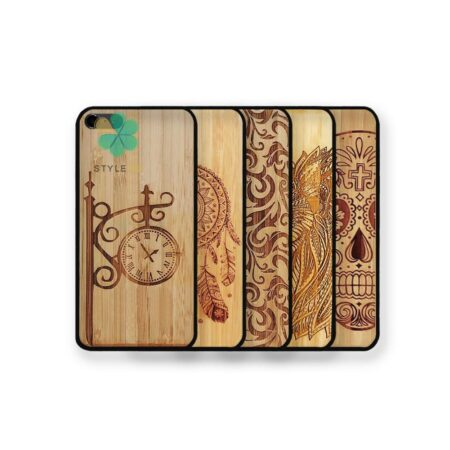 خرید قاب گوشی اپل آیفون Apple iPhone 6 / 6s طرح چوب Bomboo
