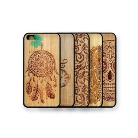 خرید قاب گوشی اپل آیفون Apple iPhone 7 Plus / 8 Plus طرح چوب Bomboo
