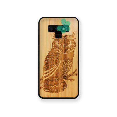 خرید قاب گوشی سامسونگ Samsung Galaxy Note 9 طرح چوب Bomboo