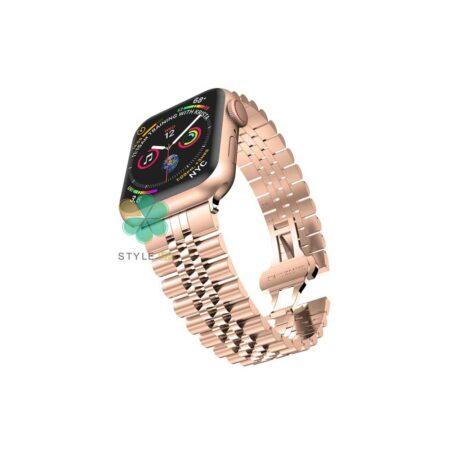 خرید بند فلزی ساعت اپل واچ Apple Watch 38/40mm مدل 5Rows