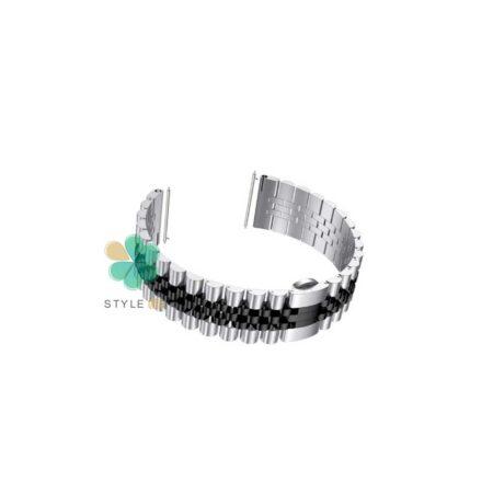 خرید بند فلزی ساعت سامسونگ Samsung Gear S3 مدل 5Rows