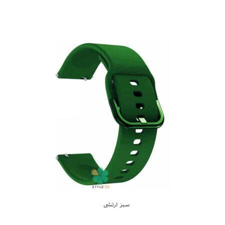 خرید بند ساعت آمازفیت Amazfit Bip U Pro مدل سیلیکونی نرم