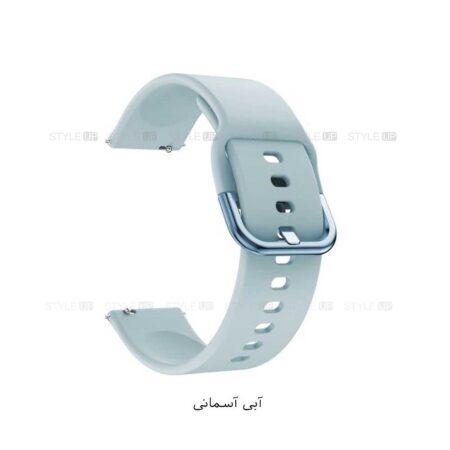 خرید بند ساعت شیائومی Amazfit GTS 2 Mini مدل سیلیکونی نرم