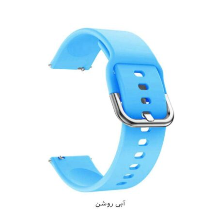 خرید بند ساعت آمازفیت Amazfit GTS 2 Mini مدل سیلیکونی نرم