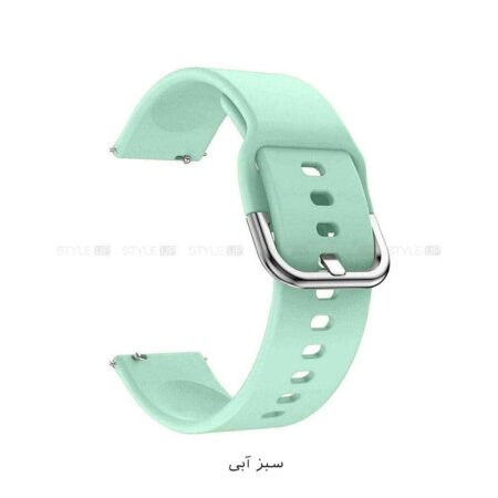 خرید بند ساعت شیائومی Amazfit GTS 2e مدل سیلیکونی نرمe