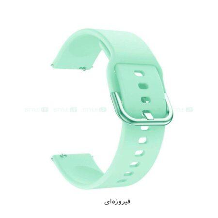 خرید بند ساعت آمازفیت Amazfit GTS 2e مدل سیلیکونی نرم