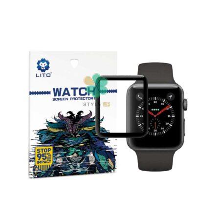 خرید گلس ساعت هوشمند اپل واچ Apple Watch 40mm مدل LITO