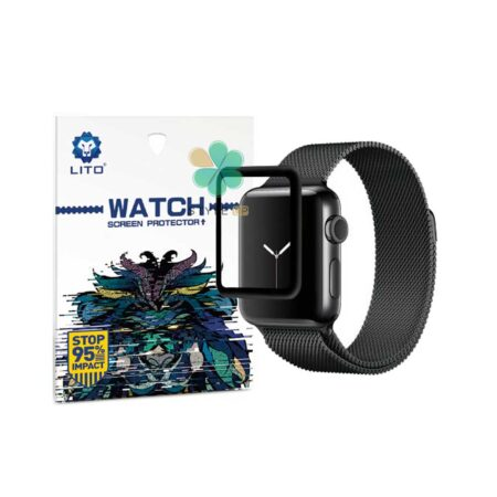 خرید گلس ساعت هوشمند اپل واچ Apple Watch 44mm مدل LITO