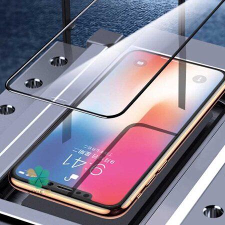 خرید محافظ صفحه گوشی آیفون iPhone X / XS تمام صفحه مدل OG