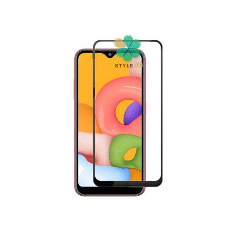 خرید محافظ صفحه گوشی سامسونگ Galaxy A01 تمام صفحه مدل OG
