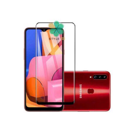 خرید محافظ صفحه گوشی سامسونگ Galaxy A20s تمام صفحه مدل OG
