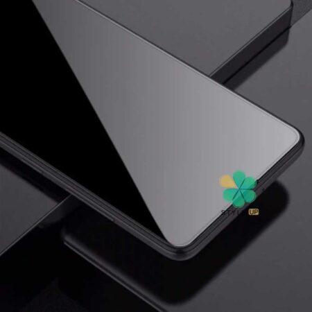 عکس محافظ صفحه گوشی سامسونگ Galaxy A21 تمام صفحه مدل OG