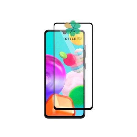 خرید محافظ صفحه گوشی سامسونگ Galaxy A41 تمام صفحه مدل OG