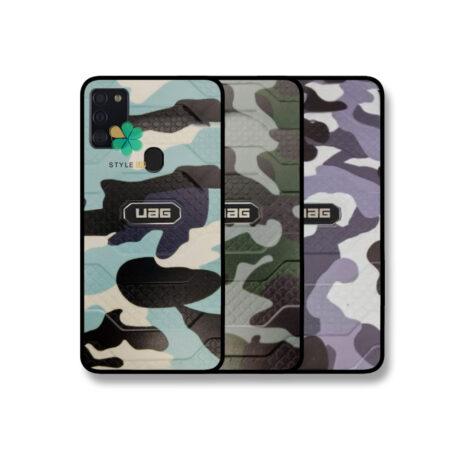 خرید قاب گوشی سامسونگ Samsung Galaxy A21s مدل Army Defender