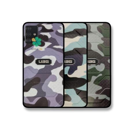 خرید قاب گوشی سامسونگ Samsung Galaxy A51 مدل Army Defender