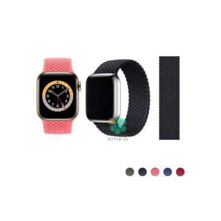 خرید بند ساعت اپل واچ Apple Watch 42/44mm مدل Braided Solo Loop