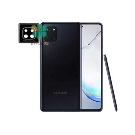 خرید گلس سرامیک لنز دوربین گوشی سامسونگ Galaxy Note 10 Lite