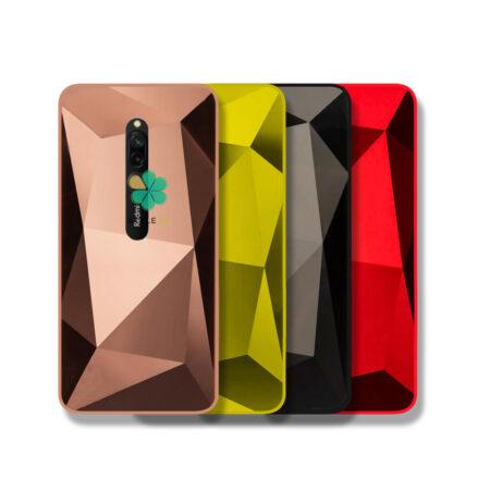 خرید قاب گوشی شیائومی Xiaomi Redmi 8 طرح الماس