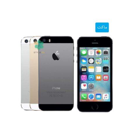 خرید ماکت گوشی موبایل اپل آیفون Apple iPhone 5 / 5s /SE