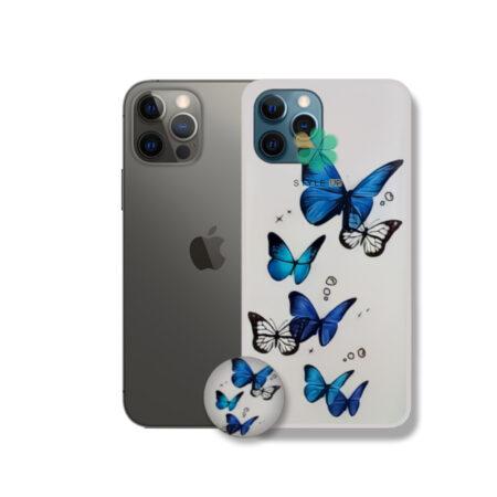 خرید قاب گوشی اپل آیفون Apple iPhone 12 Pro مدل Holy Blue