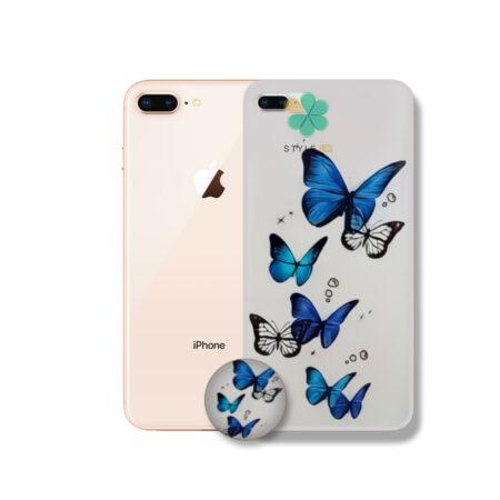 خرید قاب گوشی آیفون Apple iPhone 7 Plus / 8 Plus مدل Holy Blue