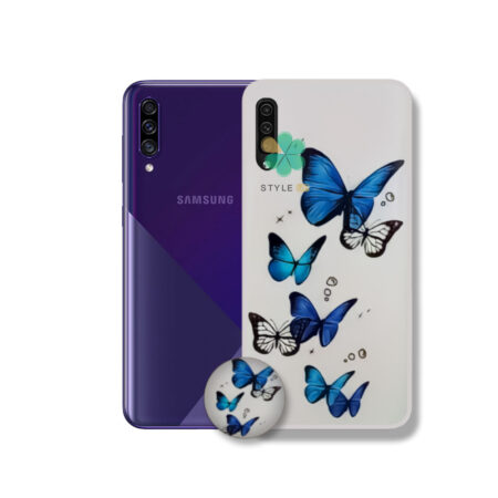 خرید قاب گوشی سامسونگ Samsung Galaxy A30s / A50s مدل Holy Blue
