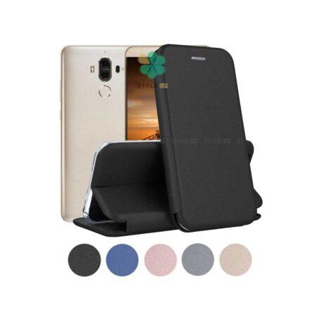 خرید کیف کلاسوری چرمی گوشی هواوی Huawei Mate 9