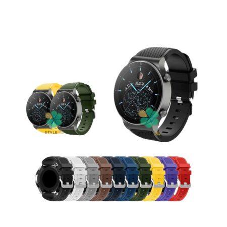 خرید بند سیلیکونی ساعت هوشمند هواوی Huawei Watch GT 2 Pro
