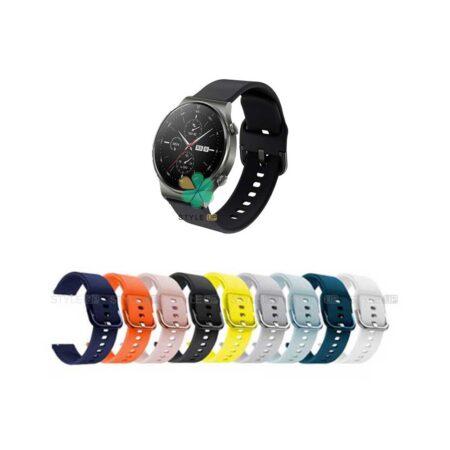 خرید بند ساعت هواوی Huawei Watch GT 2 Pro مدل سیلیکونی نرم