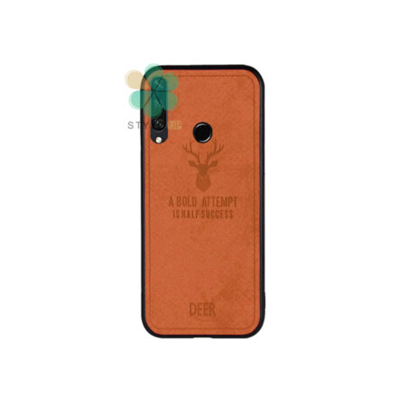 خرید قاب گوشی هواوی Huawei Y6p پارچه ای طرح گوزن