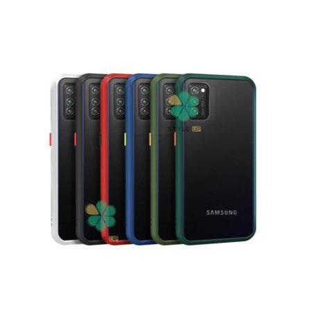 خرید کاور محافظ گوشی سامسونگ Samsung Galaxy A41 مدل پشت مات