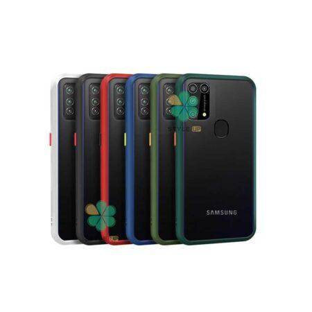 خرید خرید کاور محافظ گوشی سامسونگ Samsung Galaxy M31 مدل پشت مات