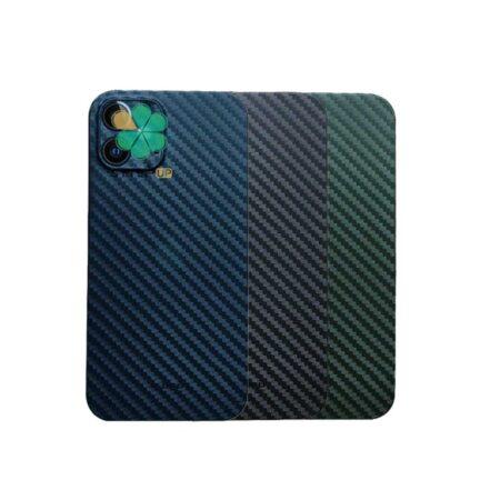 خرید کاور K-Doo گوشی اپل ایفون Apple iPhone 12 مدل Air Carbon