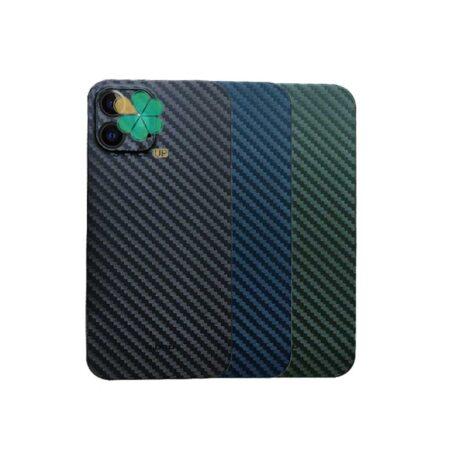 خرید کاور K-Doo گوشی اپل ایفون Apple iPhone 12 Mini مدل Air Carbon
