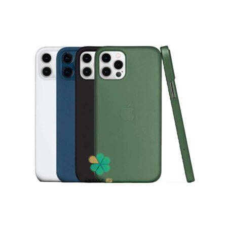 خرید قاب برند KeepHone گوشی iPhone 12 Pro Max مدل Luxury با شارژ Magsafe