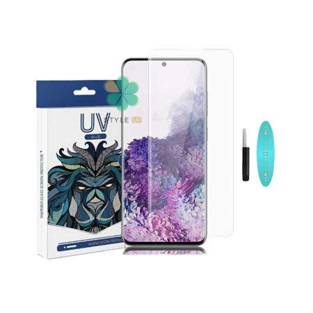 خرید محافظ صفحه UV گوشی سامسونگ Samsung Galaxy S20 برند LITO