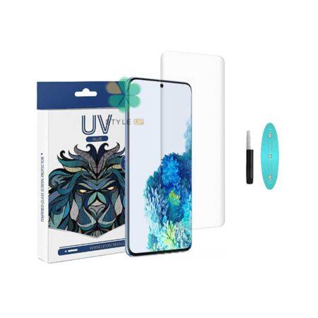 خرید محافظ صفحه UV گوشی سامسونگ Samsung Galaxy S20 Plus برند LITO